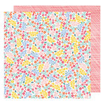 American Crafts - Oh Happy Life Collection - 12 x 12 Double Sided Paper - Sweetie