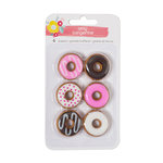 American Crafts - Oh Happy Life Collection - Erasers