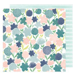 American Crafts - Saturday Collection - 12 x 12 Double Sided Paper - Uptown