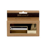 American Crafts - DIY Shop 4 Collection - Desktop Stapler - Gold Plated