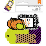 American Crafts - Halloween Collection - Kits - Tags - Happy Hallow's Eve