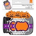 American Crafts - Halloween Collection - Kits - Tags - Jar