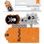American Crafts - Halloween Collection - Kits - Tags - Beware
