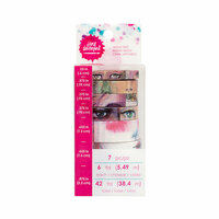 American Crafts - Mixed Media - Washi Rolls - Faces