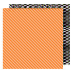 American Crafts - Halloween Collection - 12 x 12 Double Sided Paper - Trick or Treat