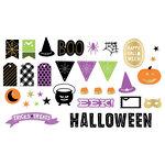 American Crafts - Halloween Collection - Ephemera