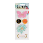 American Crafts - Mixed Media Collection - Magnet Bookmarks