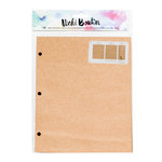 American Crafts - Mixed Media Collection - Kraft Paper Refill