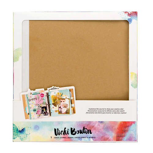 American Crafts - Mixed Media Collection - Junque Journal