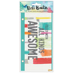 American Crafts - Mixed Media Collection - Art Pouch