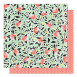 1 Canoe 2 - Hazelwood Collection - 12 x 12 Double Sided Paper - Hazelwood Roses