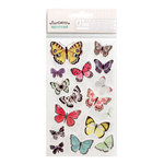 1 Canoe 2 - Hazelwood Collection - Rub Ons - Butterfly