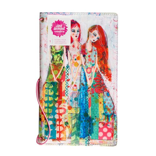 American Crafts - Mixed Media - Butterfly Effect System - Book - Sisters
