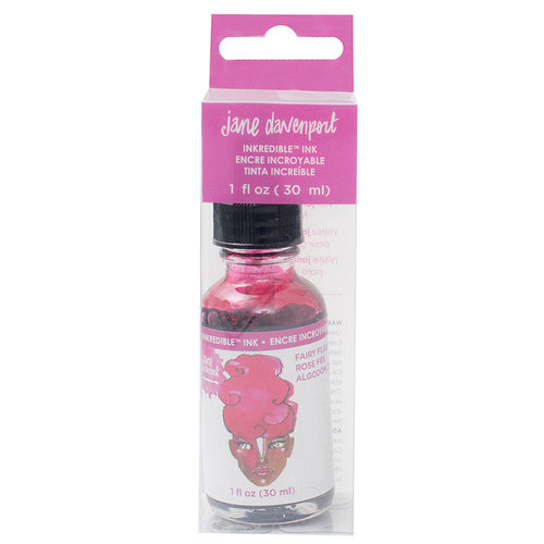 American Crafts - Mixed Media 2 - INKredible - Scented Ink - Fairy Floss