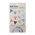 1 Canoe 2 - Globe Gallery Collection - Bunting - 68 Inches