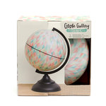 1 Canoe 2 - Globe Gallery Collection - Globe - 8 Inches - Geometric