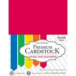 Core'dinations - 8.5 x 11 Cardstock - Value Pack - Over the Rainbow - 50 sheets