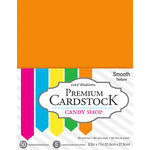 Core'dinations - 8.5 x 11 Cardstock - Value Pack - Candy Shop - 50 sheets