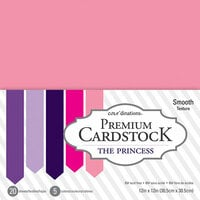 Core'dinations - 12 x 12 Cardstock - Value Pack - The Princess - 20 sheets