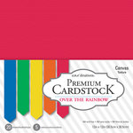 Core'dinations - 12 x 12 Cardstock - Value Pack - Over the Rainbow - 20 sheets