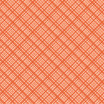 Core'dinations - 12 x 12 Paper - Orange Plaid
