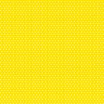 Core'dinations - 12 x 12 Paper - Yellow Small Dot