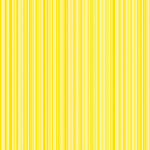 Core'dinations - 12 x 12 Paper - Yellow Stripe