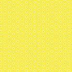 Core'dinations - 12 x 12 Paper - Yellow Hexagon