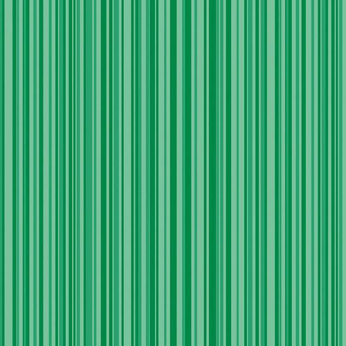Core'dinations - 12 x 12 Paper - Dark Green Stripe