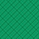 Core'dinations - 12 x 12 Paper - Dark Green Plaid