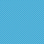 Core'dinations - 12 x 12 Single Sided Paper - Light Blue Large Dot