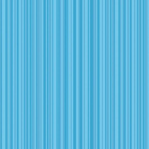 Core'dinations - 12 x 12 Paper - Light Blue Stripe