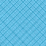 Core'dinations - 12 x 12 Paper - Light Blue Plaid