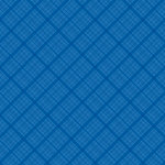Core'dinations - 12 x 12 Paper - Dark Blue Plaid