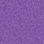 Core'dinations - 12 x 12 Paper - Purple Swirl