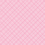 Core'dinations - 12 x 12 Paper - Light Pink Plaid