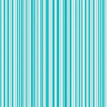 Core'dinations - 12 x 12 Paper - Teal Stripe