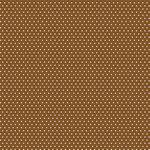 Core'dinations - 12 x 12 Paper - Brown Small Dot