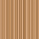 Core'dinations - 12 x 12 Paper - Brown Stripe