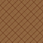 Core'dinations - 12 x 12 Paper - Brown Plaid