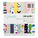 American Crafts - Little By Little Collection - 6 x 6 Paper Pad