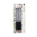 American Crafts - Bible Journaling Collection - Precision Pens - Black