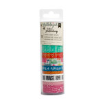 American Crafts - Bible Journaling Collection - Washi Tape Spool - Faith