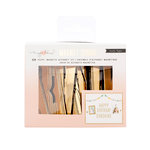 Crate Paper - Magnet Studio Collection - Alpha Large - Gold