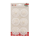 Crate Paper - Falala Collection - Christmas - Snowflake Delights