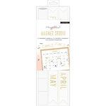 Crate Paper - Magnet Studio Collection - Magnet Board - Kits - Calendar