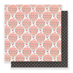 Crate Paper - Carousel Collection - 12 x 12 Double Sided Paper - Carried Away