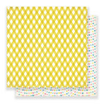 Crate Paper - Carousel Collection - 12 x 12 Double Sided Paper - Uplifting