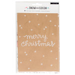 Crate Paper - Snow and Cocoa Collection - Favor Bags