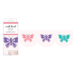 American Crafts - Wall Art - Borders - Vinyl - Butterfly